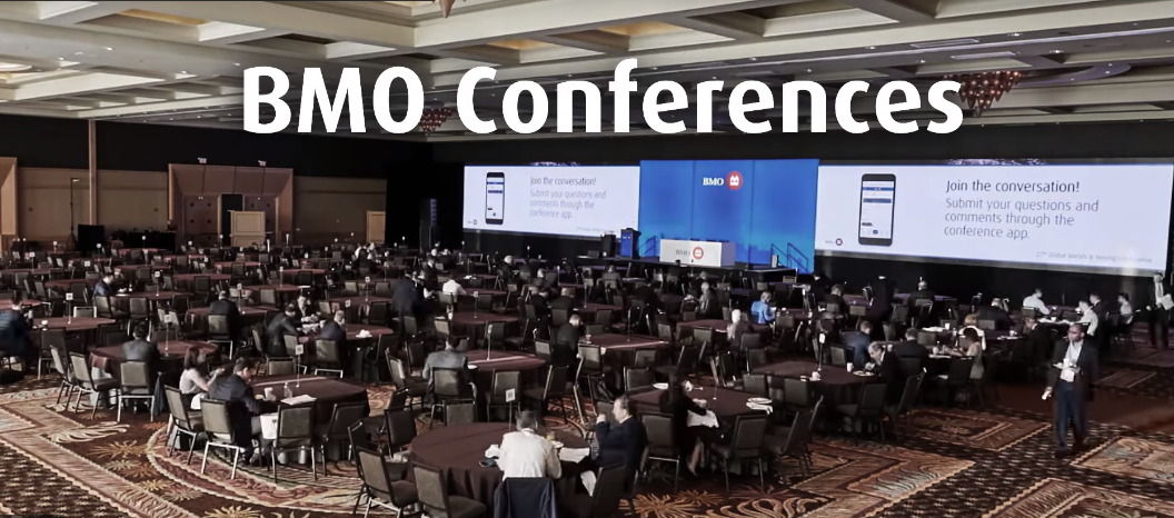 conférences de BMO. Click here to play video.
