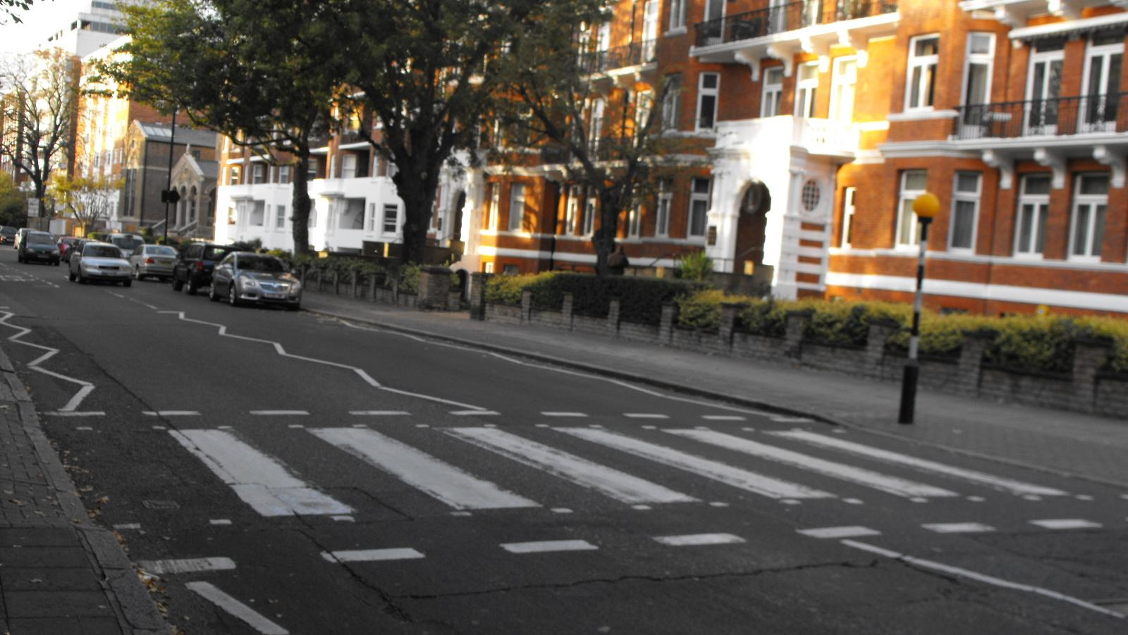 Abbey Road Side View