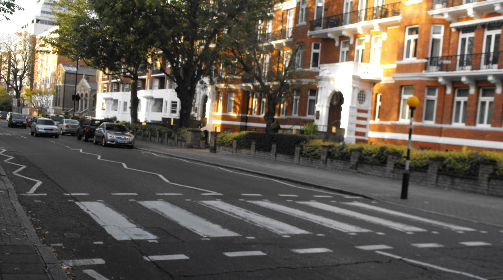 Abbey Road Side View.